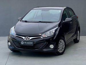 Foto numero 0 do veiculo Hyundai Hb CONFORT 1.0 - Preta - 2012/2013