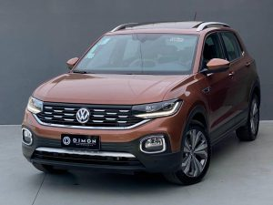 Foto numero 0 do veiculo Volkswagen T-Cross Highline 1.4 TSI - Marrom - 2019/2020