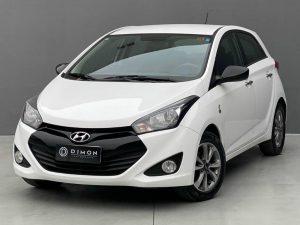 Foto numero 0 do veiculo Hyundai HB20 COPA DO MUNDO 1.6 AUT - Branca - 2014/2015