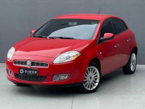 Foto numero 0 do veiculo Fiat Bravo ESSENCE DUAL - Vermelha - 2011/2011