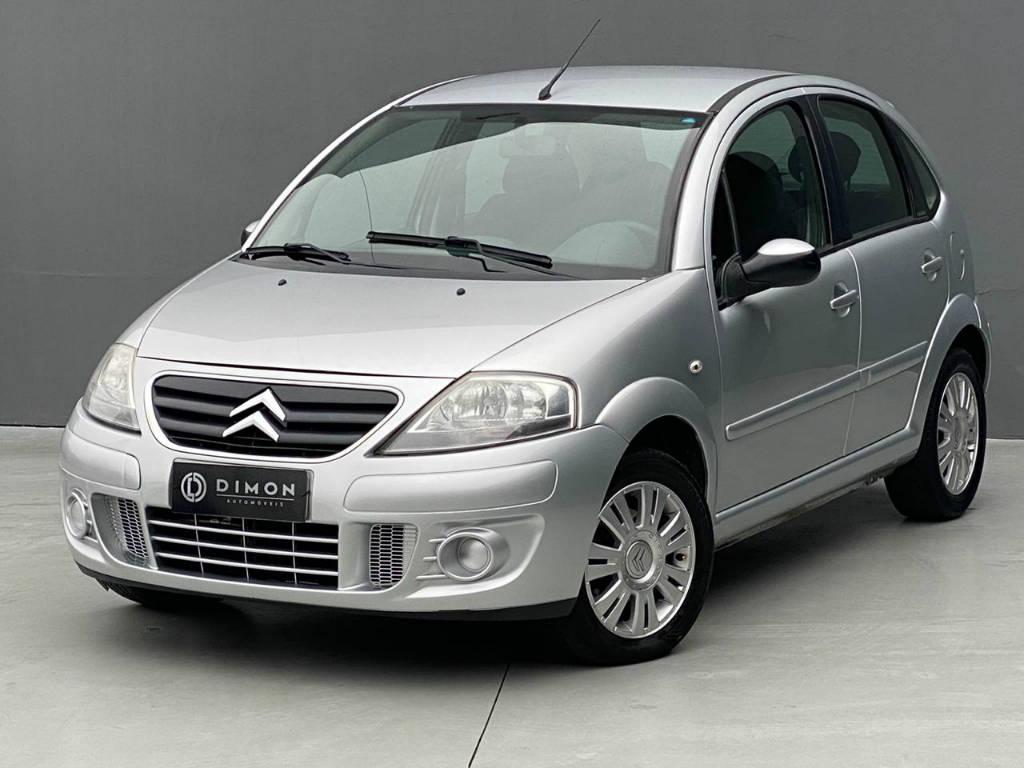 Foto numero 0 do veiculo Citroën C3 Exclusive 1.4 - Prata - 2010/2011