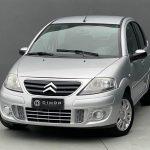 Foto numero 2 do veiculo Citroën C3 Exclusive 1.4 - Prata - 2010/2011