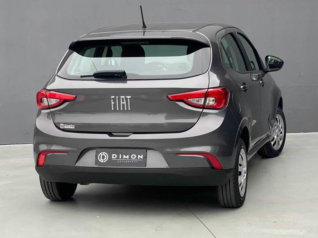 Foto numero 4 do veiculo Fiat Argo Drive 1.0 - Cinza - 2019/2020