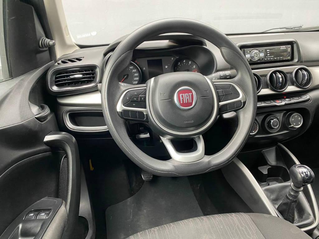 Foto numero 6 do veiculo Fiat Argo Drive 1.0 - Cinza - 2019/2020