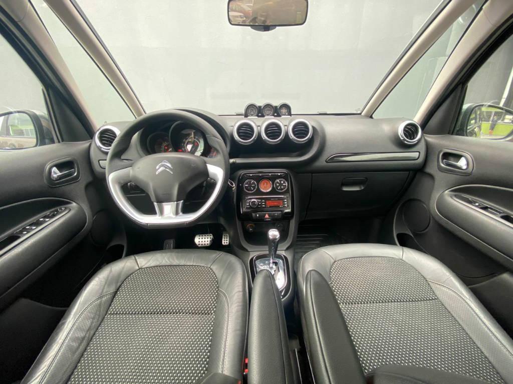 Foto numero 5 do veiculo Citroën AirCross 1.6 EXC AUT - Marrom - 2011/2012