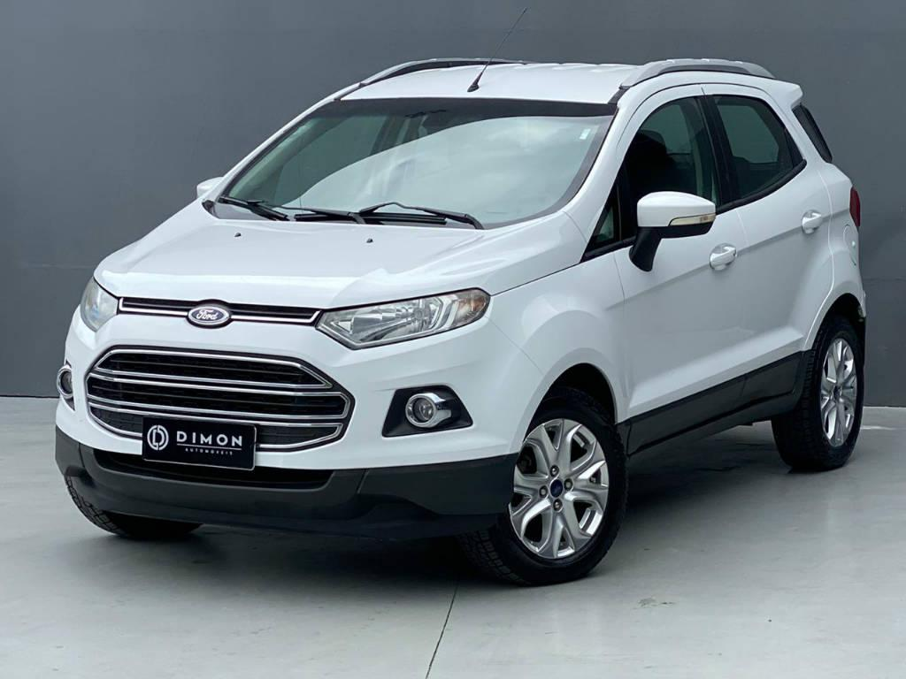 Foto numero 0 do veiculo Ford EcoSport Titanium 2.0 Aut. - Branca - 2014/2014