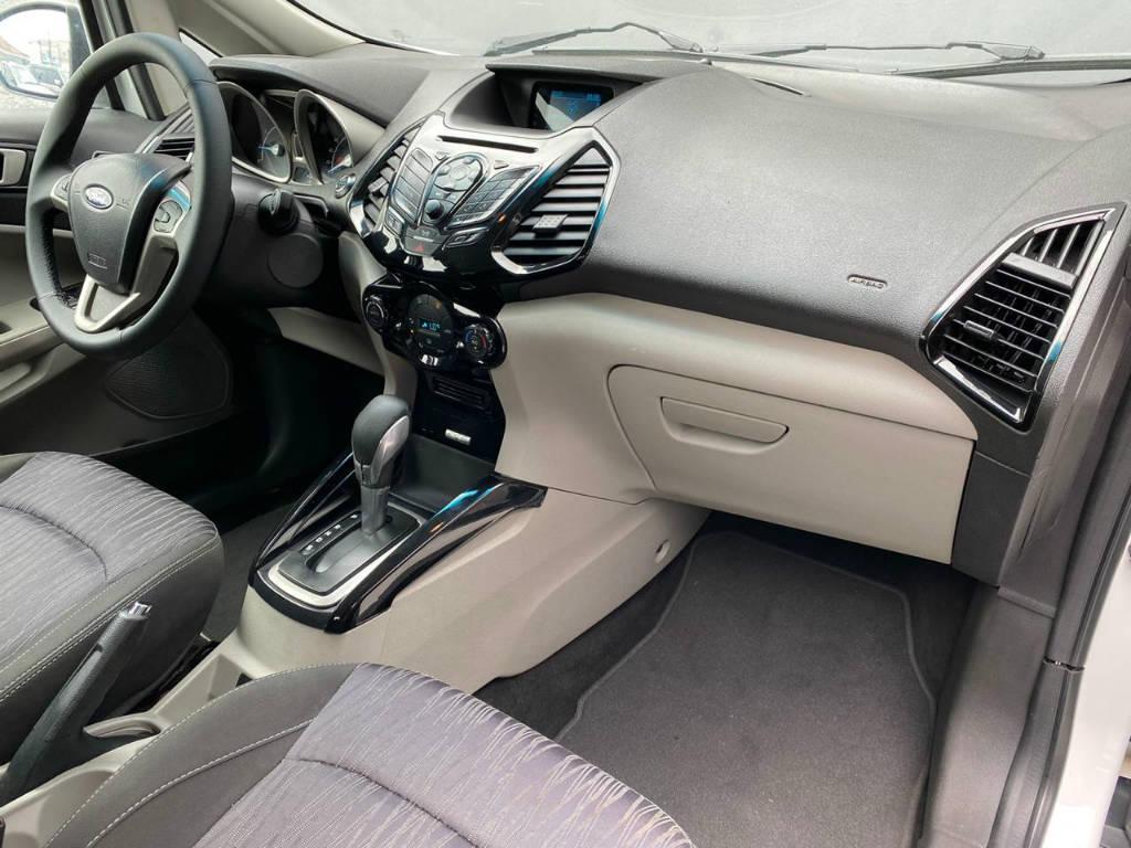 Foto numero 8 do veiculo Ford EcoSport Titanium 2.0 Aut. - Branca - 2014/2014