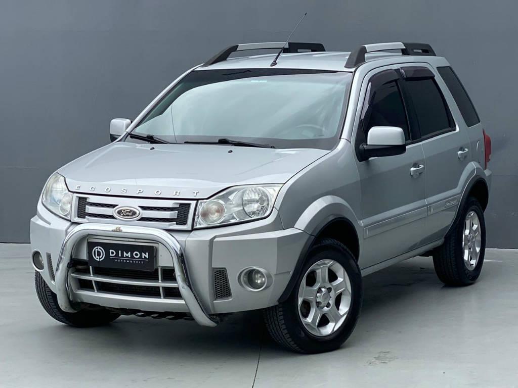 Foto numero 0 do veiculo Ford EcoSport XLT 2.0 AUT GNV - Prata - 2010/2011
