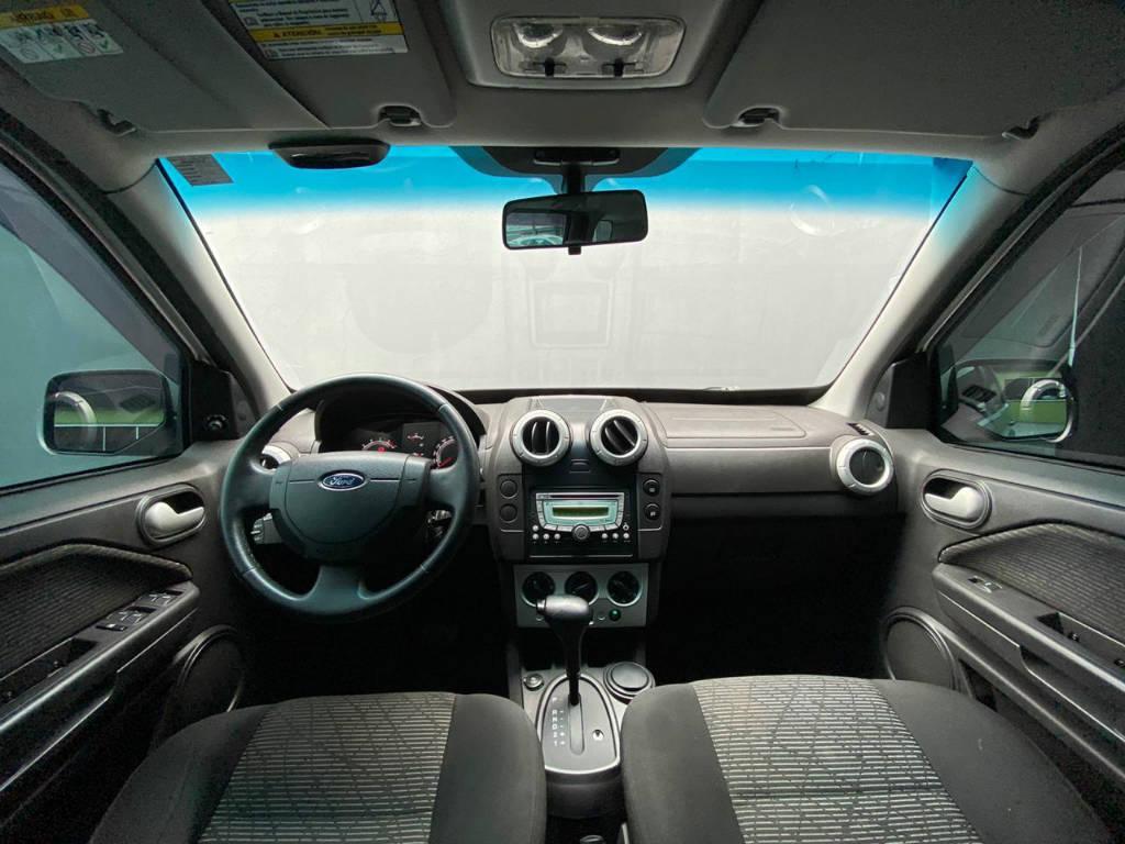 Foto numero 6 do veiculo Ford EcoSport XLT 2.0 AUT GNV - Prata - 2010/2011