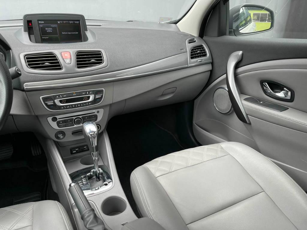 Renault Fluence Privilege 2 0 Aut 2016 Dimon Autocar