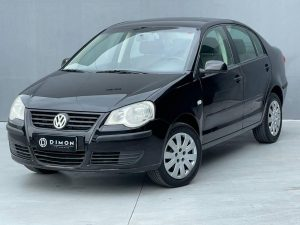 Foto numero 0 do veiculo Volkswagen Polo Sedan 1.6 MI FLEX - Preta - 2008/2008