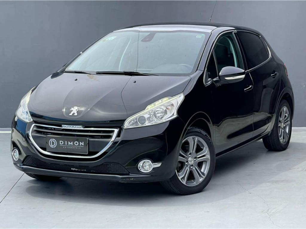 Foto numero 0 do veiculo Peugeot 208 GRIFFE 1.6 - Preta - 2013/2014