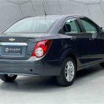 Foto numero 3 do veiculo Chevrolet Sonic SEDAN LTZ 1.6 MT - Cinza - 2012/2013
