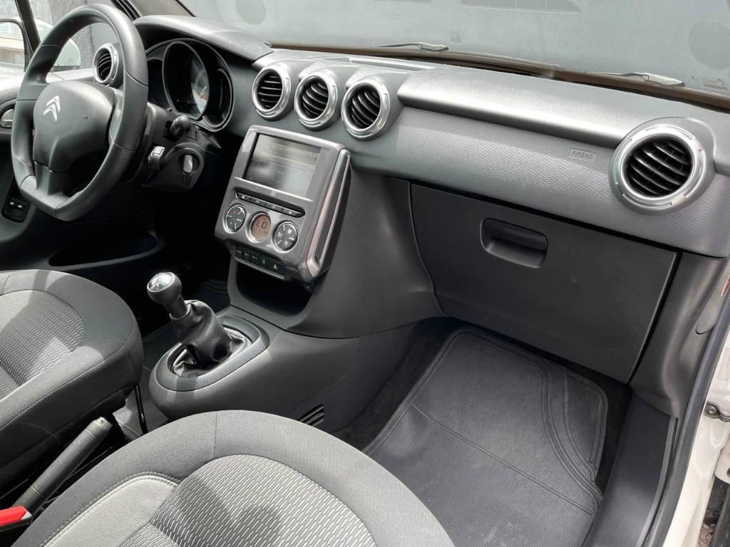 Foto numero 9 do veiculo Citroën C3 PURE TECH 1.2 TENDANCE - Branca - 2017/2018