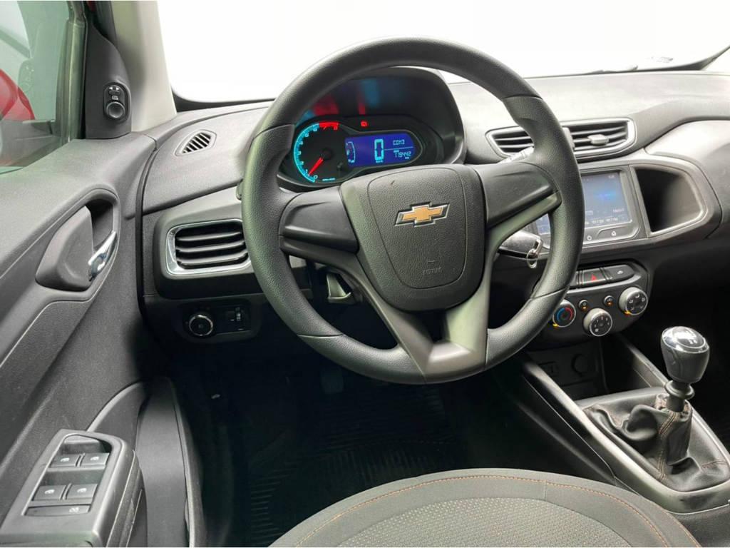 Foto numero 6 do veiculo Chevrolet Onix 1.4 ltz - Vermelha - 2014/2015