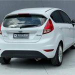 Foto numero 4 do veiculo Ford New Fiesta Hatch TITANIUM 1.6 AUT - Branca - 2015/2016
