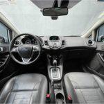 Foto numero 5 do veiculo Ford New Fiesta Hatch TITANIUM 1.6 AUT - Branca - 2015/2016