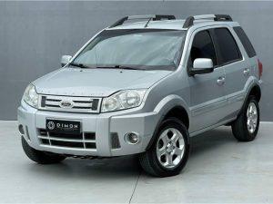 Foto numero 0 do veiculo Ford EcoSport XLT 2.0 AUT - Prata - 2010/2011