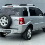 Foto numero 3 do veiculo Ford EcoSport XLT 2.0 AUT - Prata - 2010/2011