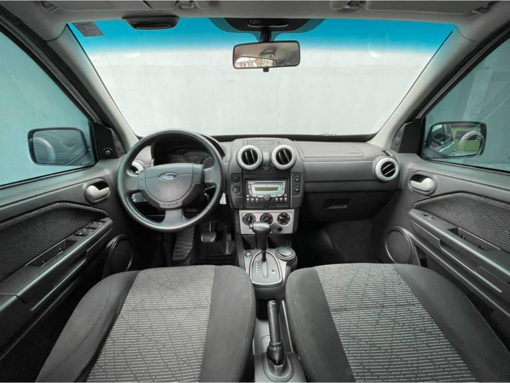 Foto numero 5 do veiculo Ford EcoSport XLT 2.0 AUT - Prata - 2010/2011