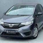 Foto numero 2 do veiculo Honda Fit DX 1.5 - Cinza - 2014/2015