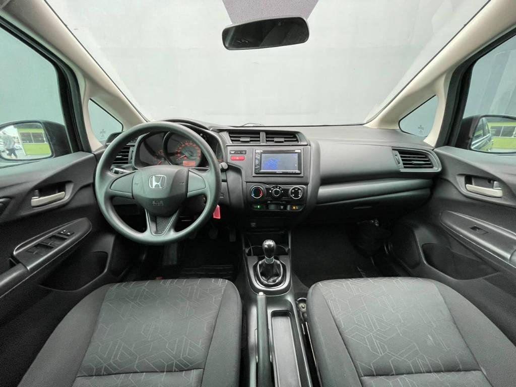 Foto numero 5 do veiculo Honda Fit DX 1.5 - Cinza - 2014/2015