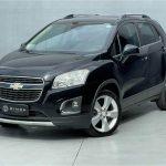 Foto numero 0 do veiculo Chevrolet Tracker LTZ 1.8 AUT - Preta - 2013/2014