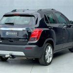 Foto numero 3 do veiculo Chevrolet Tracker LTZ 1.8 AUT - Preta - 2013/2014