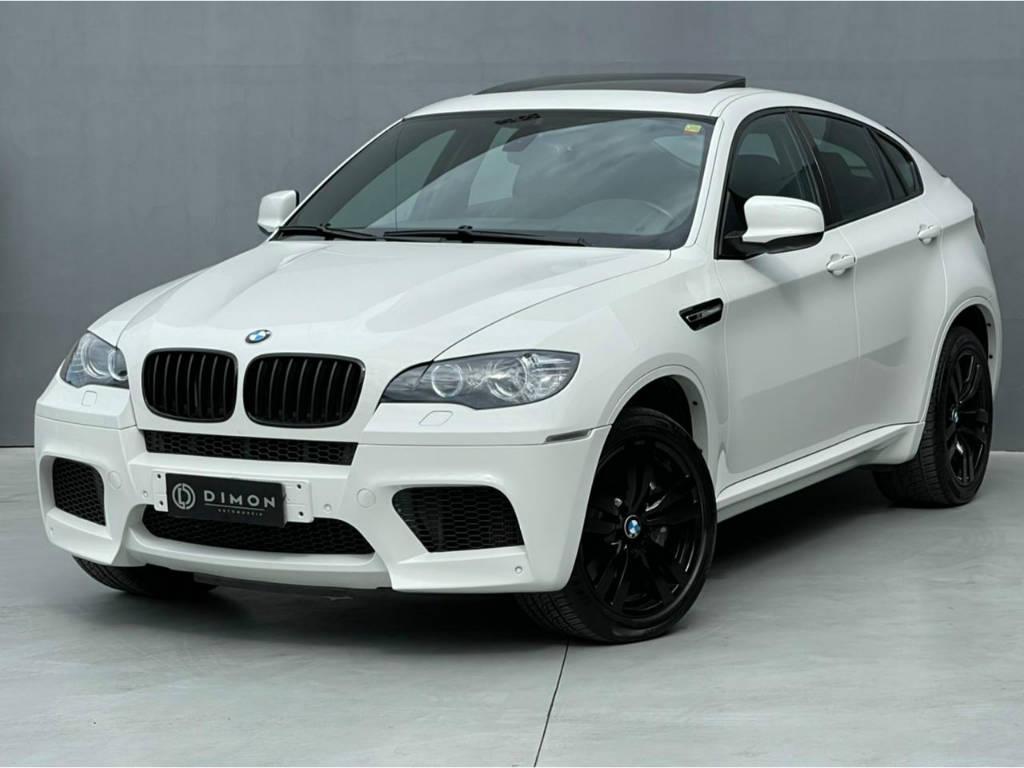 Foto numero 0 do veiculo BMW X6 M 4.4 - 4X4 V8 BI TURBO - Branca - 2011/2011