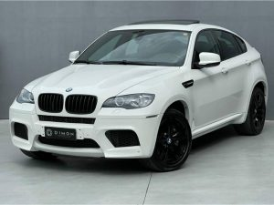Foto numero 0 do veiculo BMW X6 M 4.4 - 4X4 V8 BI TURBO - Branca - 2011/2011