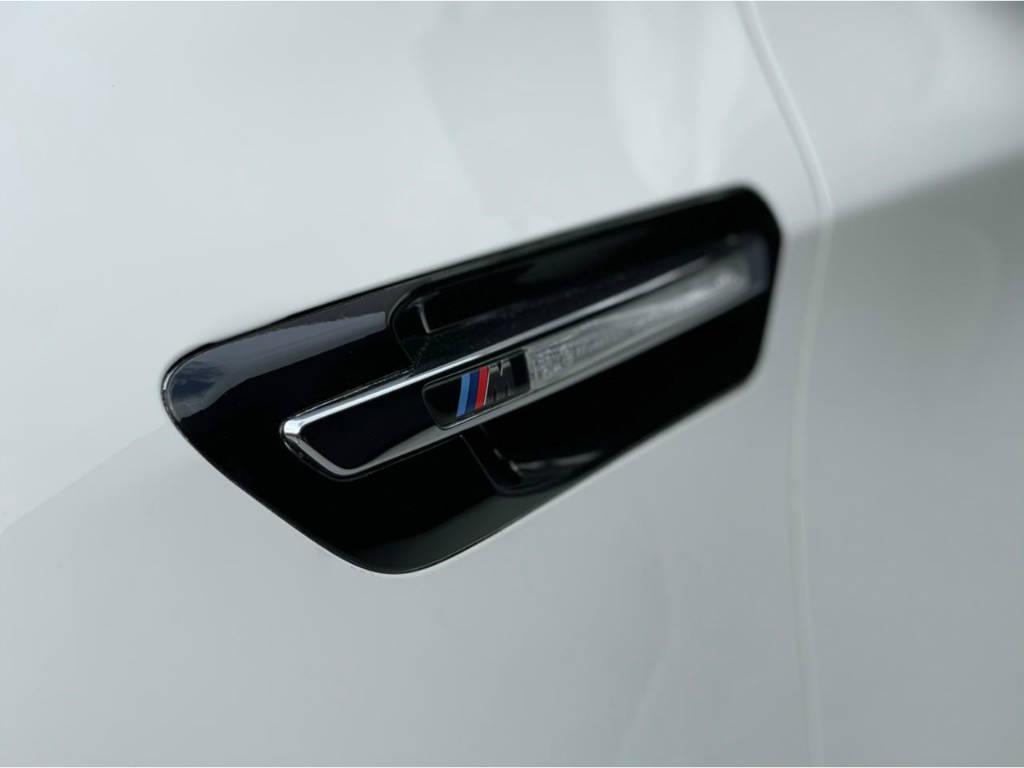 Foto numero 5 do veiculo BMW X6 M 4.4 - 4X4 V8 BI TURBO - Branca - 2011/2011