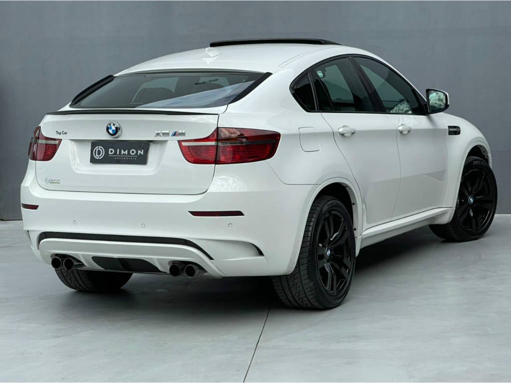 Foto numero 6 do veiculo BMW X6 M 4.4 - 4X4 V8 BI TURBO - Branca - 2011/2011