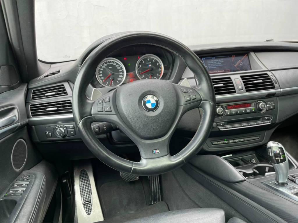 Foto numero 10 do veiculo BMW X6 M 4.4 - 4X4 V8 BI TURBO - Branca - 2011/2011