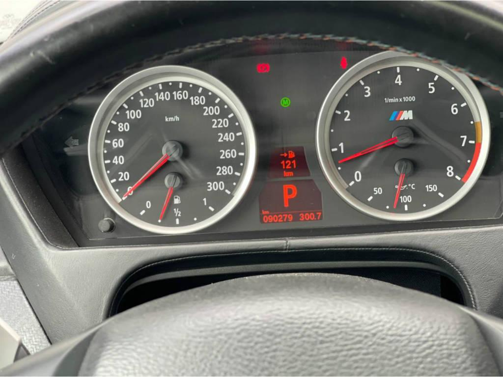 Foto numero 12 do veiculo BMW X6 M 4.4 - 4X4 V8 BI TURBO - Branca - 2011/2011