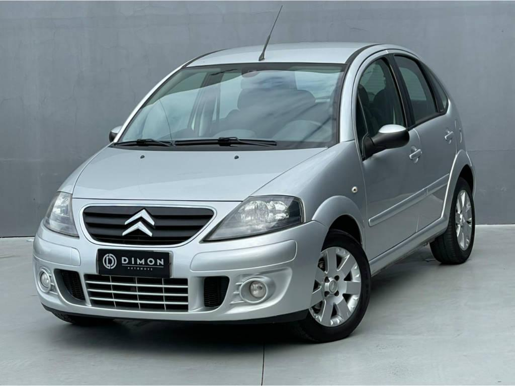 Foto numero 0 do veiculo Citroën C3 EXCLUSIVE 1.4 - Prata - 2012/2012