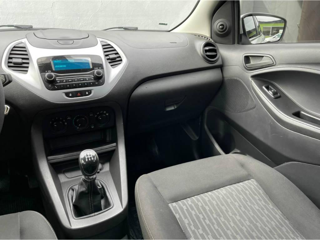 Foto numero 7 do veiculo Ford KA SE 1.0 - Branca - 2018/2019