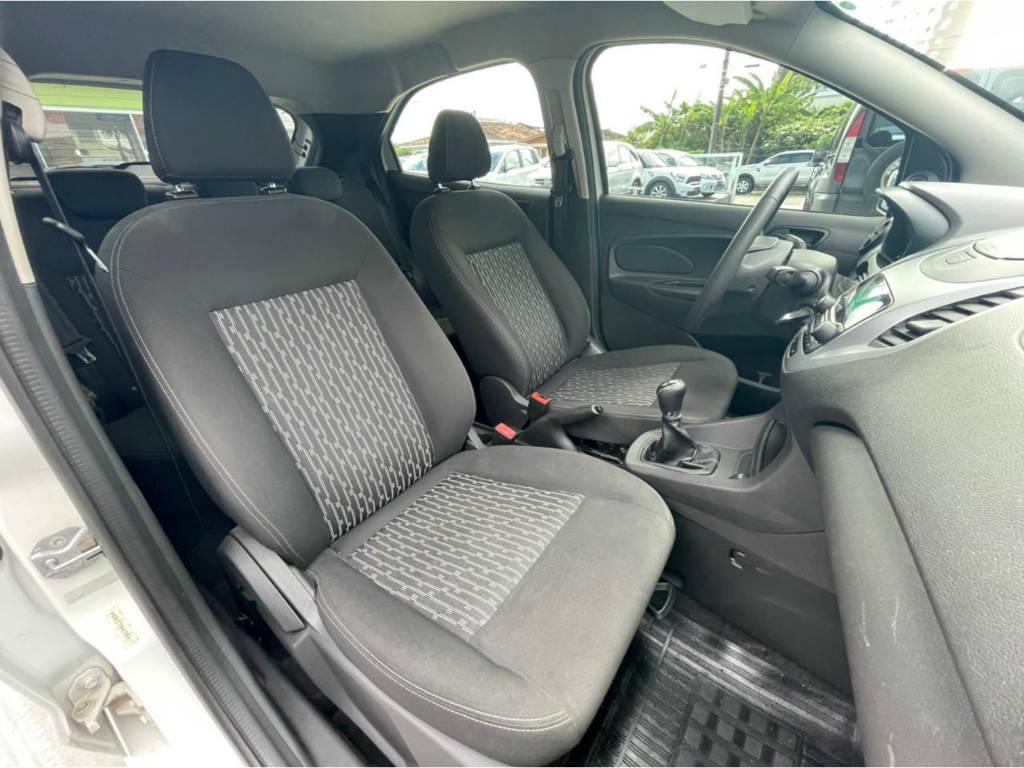 Foto numero 8 do veiculo Ford KA SE 1.0 - Branca - 2018/2019