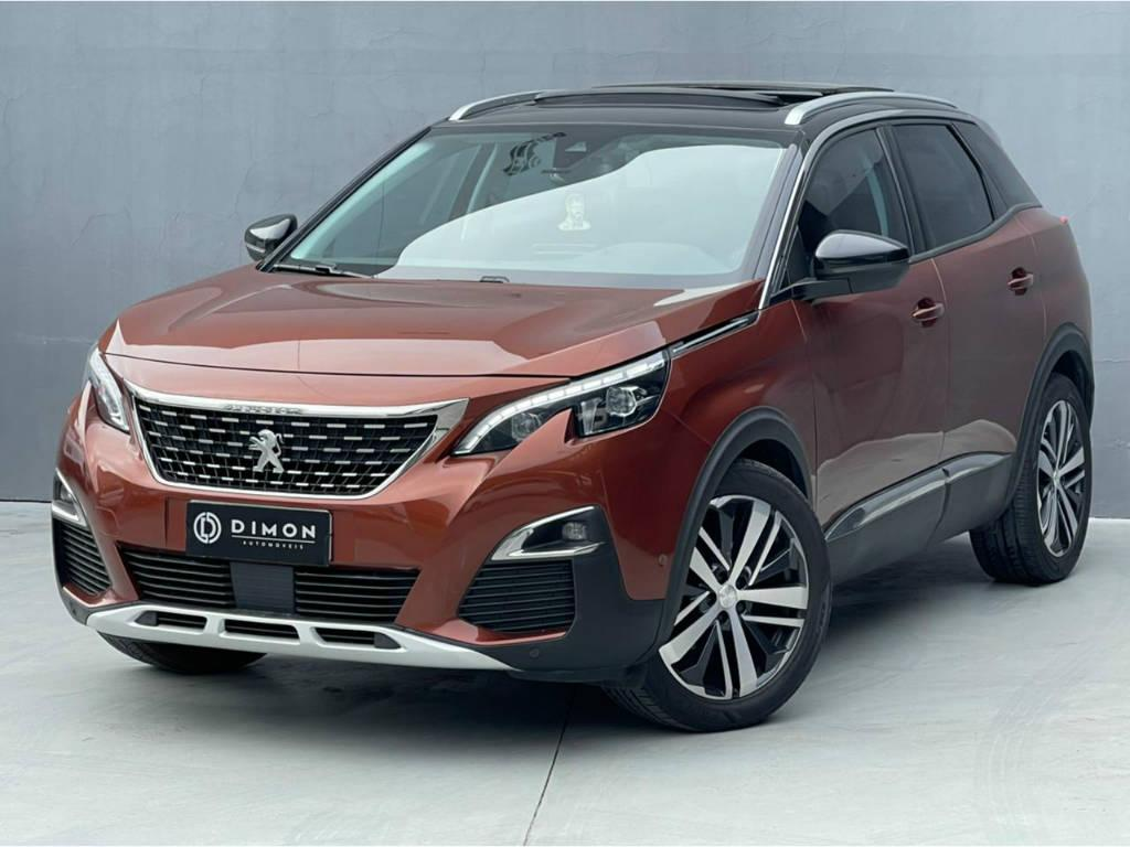 Foto numero 0 do veiculo Peugeot 3008 GRIFFE PACK - Marrom - 2018/2019