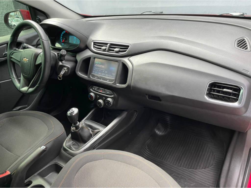 Foto numero 9 do veiculo Chevrolet Onix 1.4 ltz - Vermelha - 2014/2015