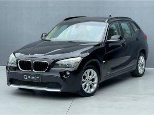 Foto numero 0 do veiculo BMW X1 SDRIVE 18I 2.0 - Preta - 2010/2011