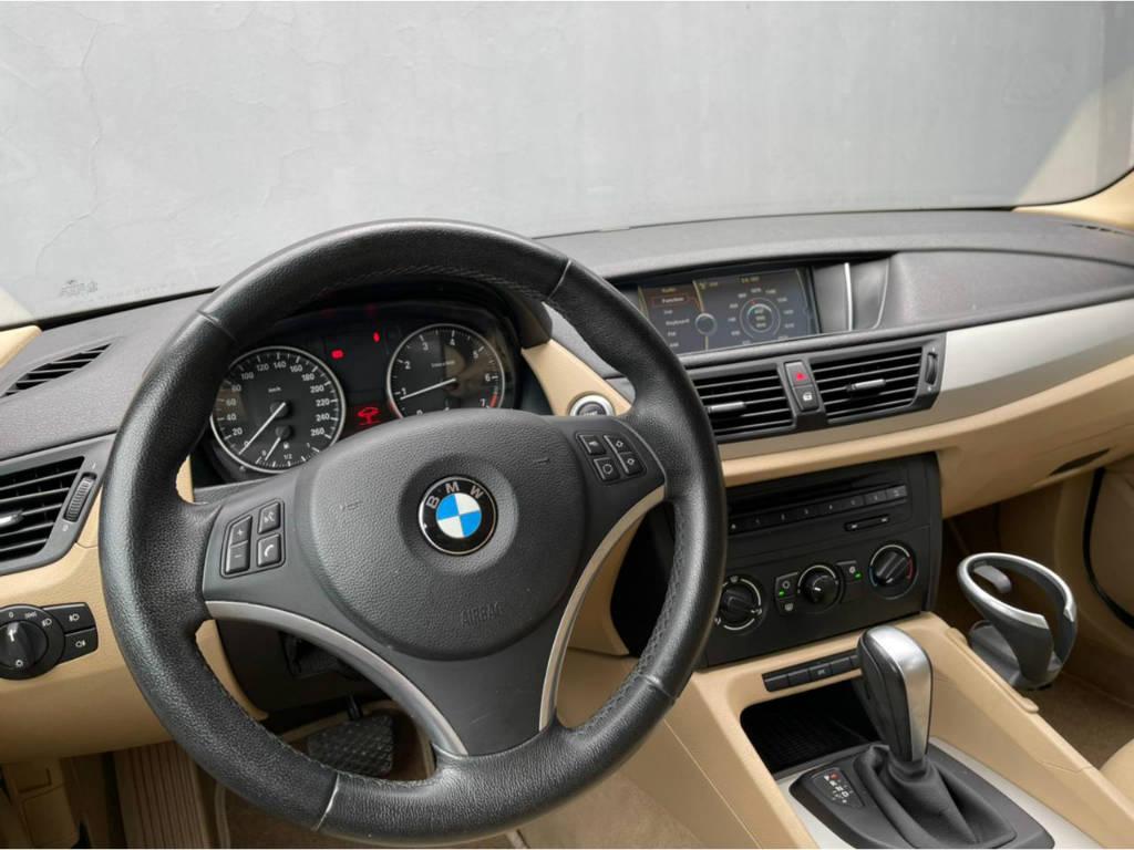 Foto numero 6 do veiculo BMW X1 SDRIVE 18I 2.0 - Preta - 2010/2011