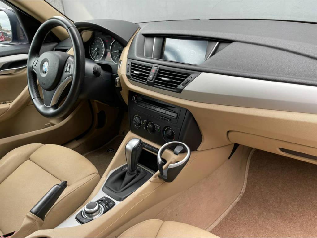 Foto numero 10 do veiculo BMW X1 SDRIVE 18I 2.0 - Preta - 2010/2011