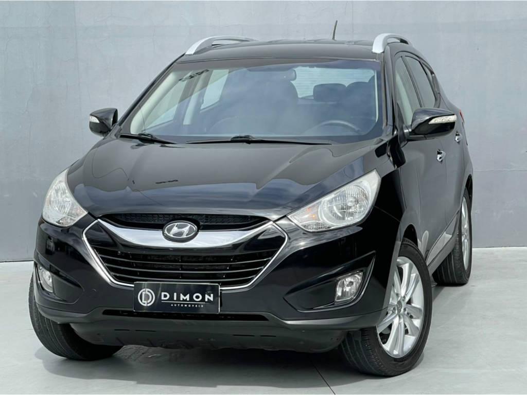 Foto numero 2 do veiculo Hyundai ix35 2.0 AUT - Preta - 2011/2012