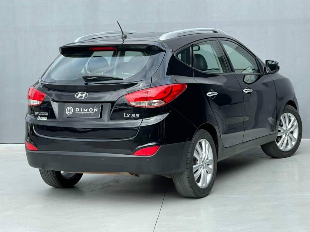 Foto numero 3 do veiculo Hyundai ix35 2.0 AUT - Preta - 2011/2012