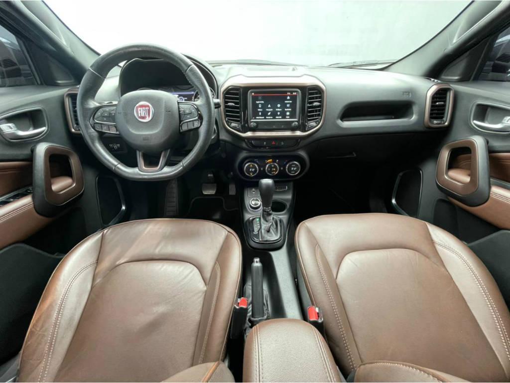 Foto numero 7 do veiculo Fiat Toro RANCH 2.0 - 4X4 - Marrom - 2019/2020