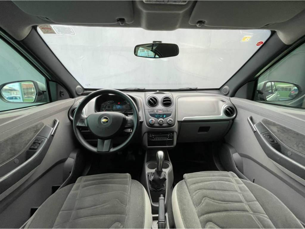 Foto numero 5 do veiculo Chevrolet Agile LTZ 1.4 - Prata - 2013/2013