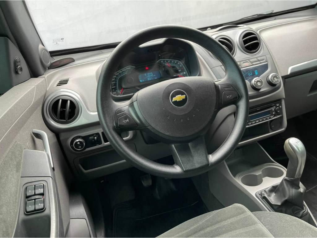 Foto numero 6 do veiculo Chevrolet Agile LTZ 1.4 - Prata - 2013/2013