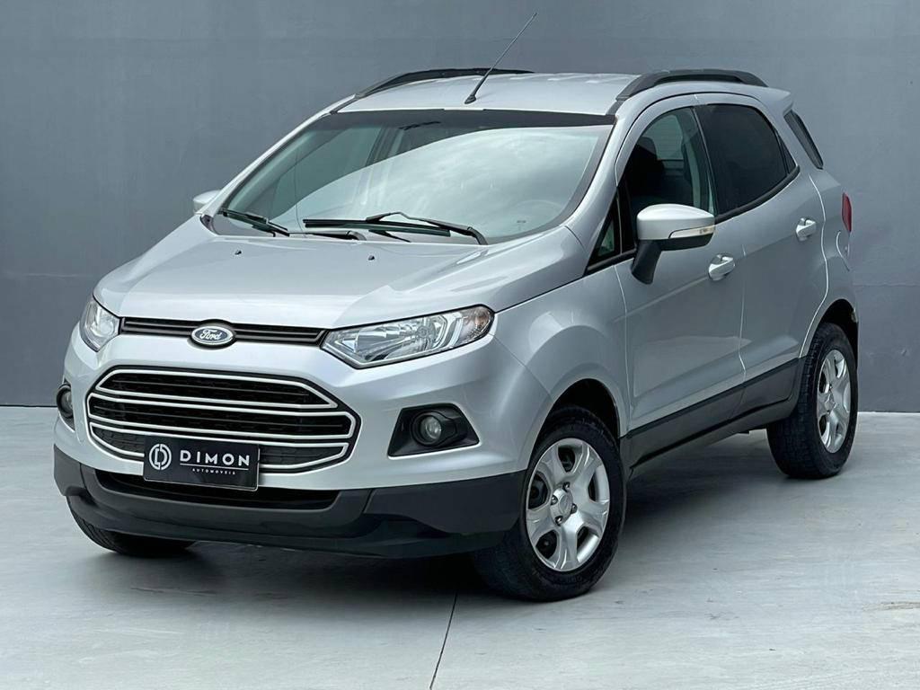 Foto numero 0 do veiculo Ford EcoSport SE 2.0 AUT - Prata - 2014/2015
