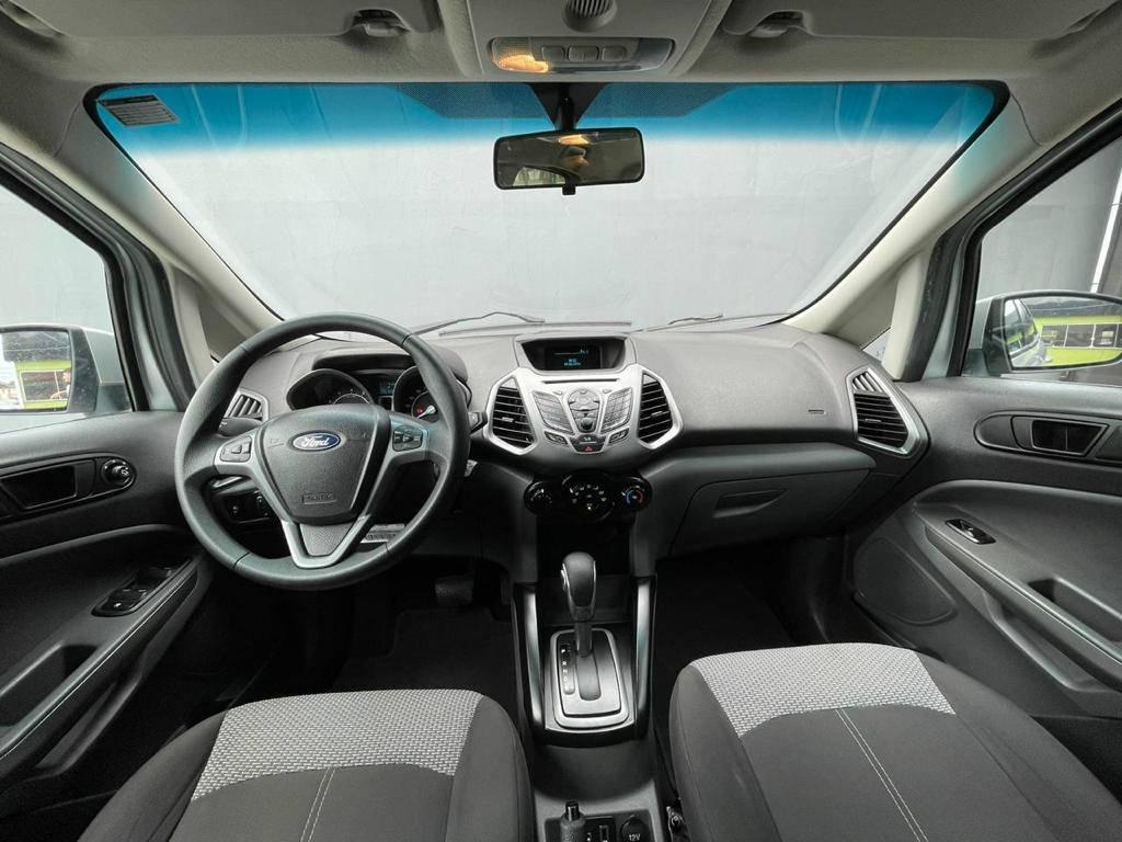Foto numero 5 do veiculo Ford EcoSport SE 2.0 AUT - Prata - 2014/2015
