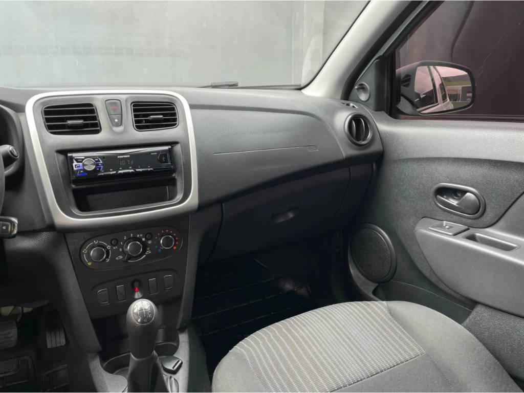 Foto numero 7 do veiculo Renault Sandero AUTHENTIQUE 1.0 12V - Branca - 2017/2018
